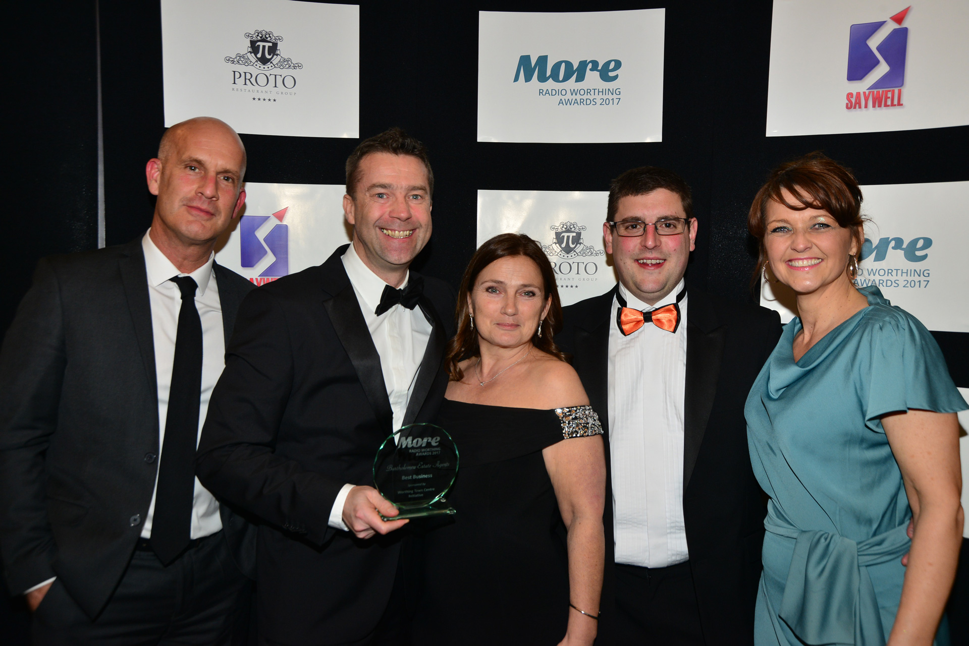 Bartholomew Estate Agents Awards Ceremony
