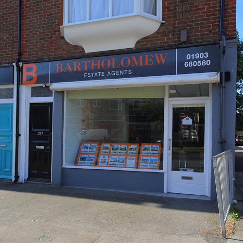 Bartholomew Estate Agents Goring-by-Sea