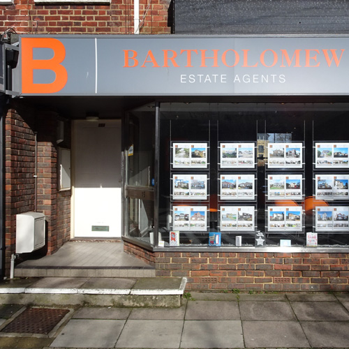 Bartholomew Estate Agents Worthing Office